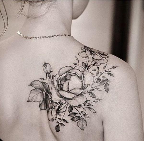 99 Lindos Desenhos De Tatuagem Rosa Unissex Que Redefinem A
