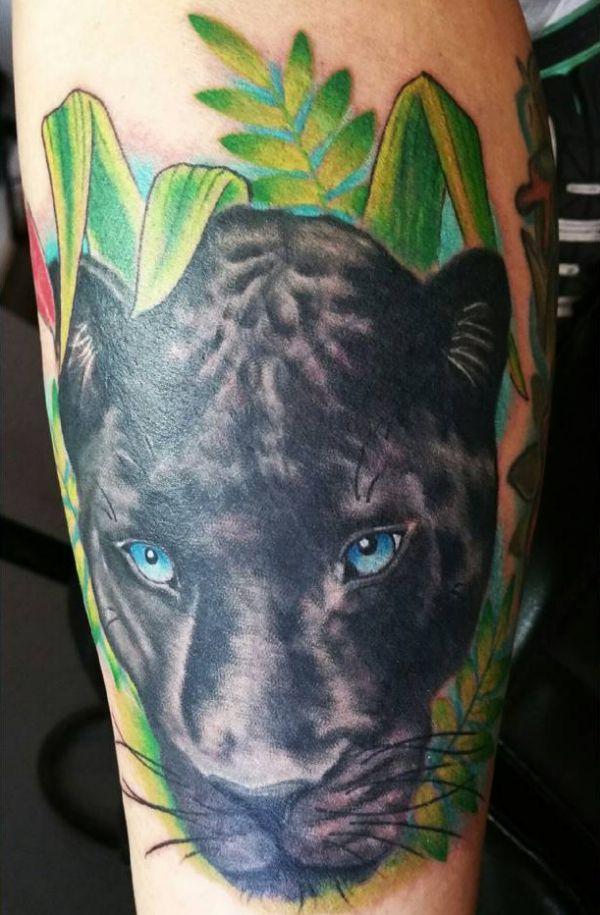 Tatuagens De Pantera E Seus Significados Tatuagens Hd