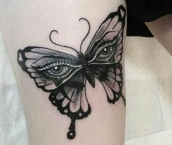 Desenhos De Tatuagem De Olho Com Significados 21 Idéias