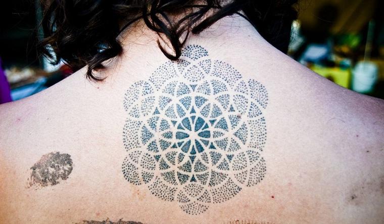 Mandalas De Tatuagens Idéias De Design Místico E Significado