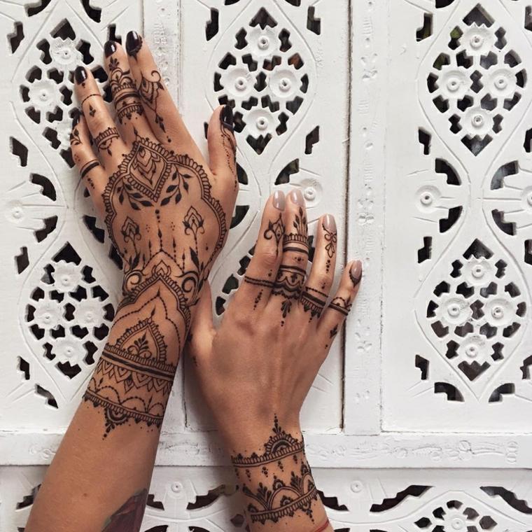 Tatuagens De Henna Tudo O Que Precisamos Saber Sobre Elas