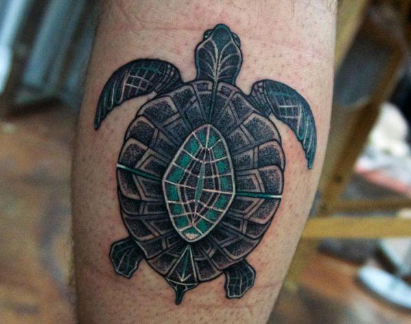 25 Tartarugas Tatuagem Idéias Fotos E Significados