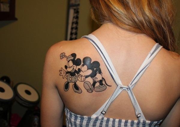 71 Desenhos De Tatuagem Dos Desenhos Animados Para Amantes Dos