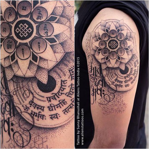 Idéias Tibetanas Tradicionais De Tatuagem Tatuagens Hd