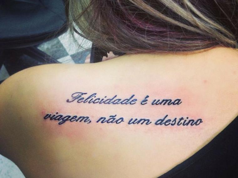 Frases Para Tatuagens Originais Em Diferentes Idiomas