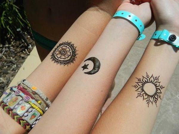 40 Desenhos De Tatuagem De Melhor Amigo Que Você Não Pode