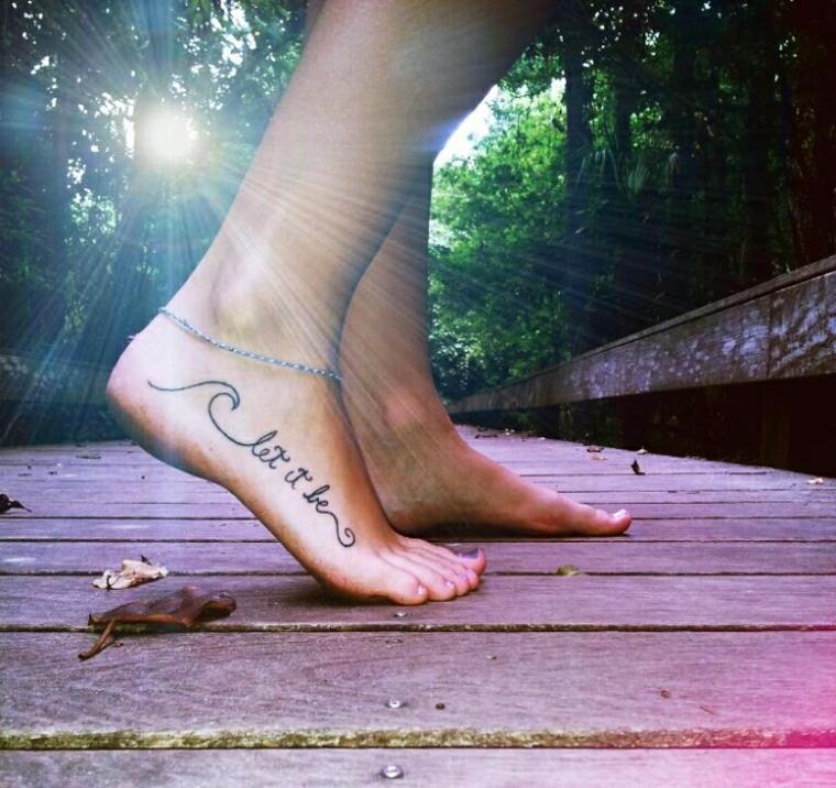 Frases Para Tatuar Uma Maneira De Decorar O Corpo Com